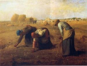 Le spigolatrici - Jean- Francoise Millet